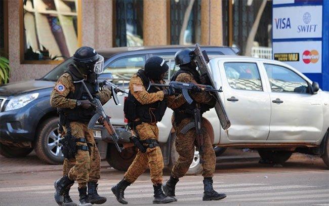 Terrorisme : Privilégier l'option de  forces spéciales  aux opérations d'envergure
