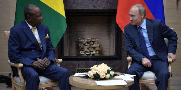 Sommet de Sotchi : Vladimir Poutine vers la conquête de l'Afrique